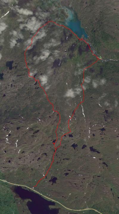 Silvervägen - Jurun ToR
