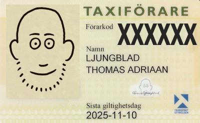 Taxileg